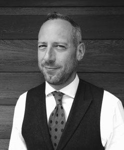 Adam Mansell, vd UKFT och ordförande GINETEX