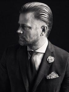 Mats Pettersson, kreativ ledare på Oscar Jacobson